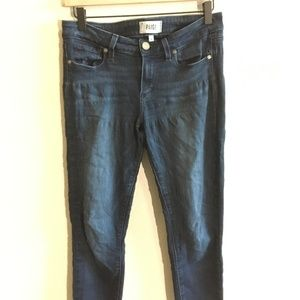 PAIGE HOXTON Ultra Skinny Jeans Size 28x28.5